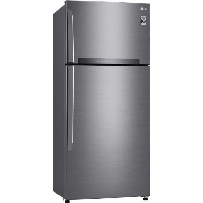 Réfrigérateur 2 Portes Ventilé LG EX GTD7850PS