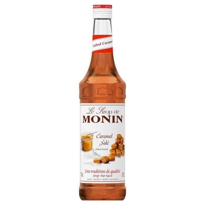 Monin Caramel Salé 70cl
