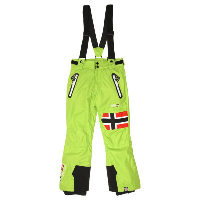 GEOGRAPHICAL NORWAY Pantalon de ski Watergate Enfant Garçon