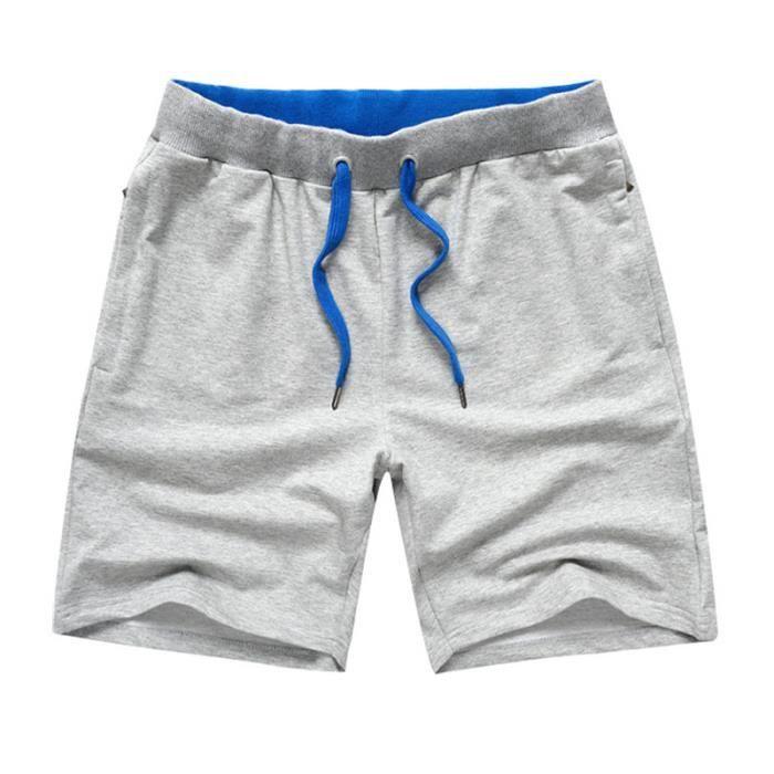 Short Homme coton Casual L