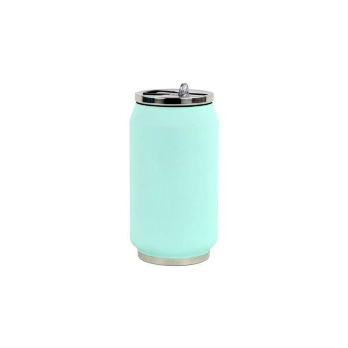 YOKO DESIGN Canette isotherme 280ml Soft mint
