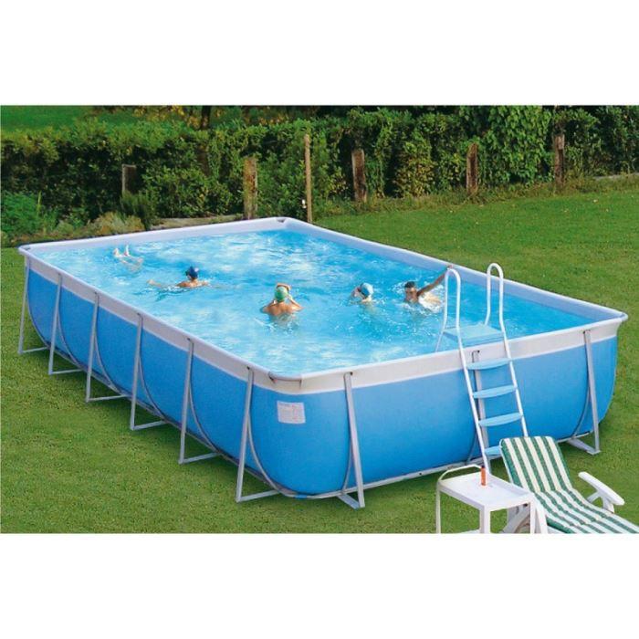 piscine hors sol ronde Le Loroux-Bottereau