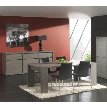 salle manger contemporaine mayor iii achat vente. Black Bedroom Furniture Sets. Home Design Ideas