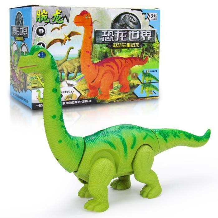 ROBOT - ANIMAL ANIMÉ Jouet électrique lumineux garçon Modèle de dinosau