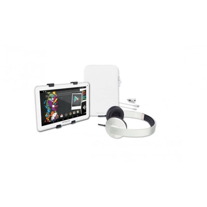 tablette tactile polaroid infinite 10 1 39 hd wifi. Black Bedroom Furniture Sets. Home Design Ideas