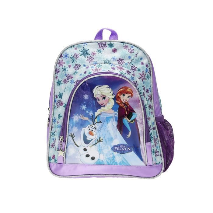 frozen la reine des neiges sac a dos cartable pour sport loisir l 39 ecole maternelle et sortir en. Black Bedroom Furniture Sets. Home Design Ideas