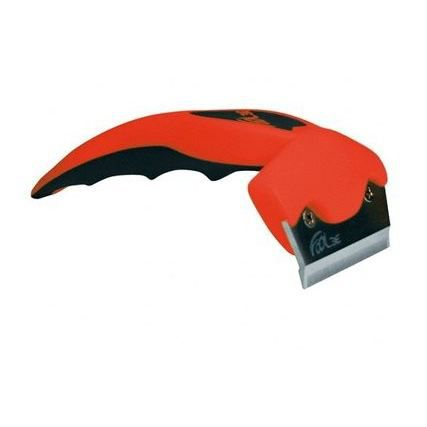Foolee Brosse One - Small Rouge Pour Chat Et Chien