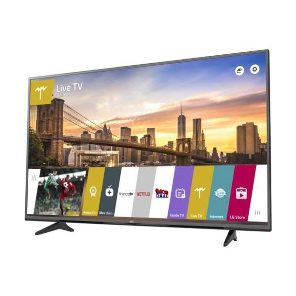 tv lg 65uf680v 4k 1000 pmi smart tv t l viseur lcd avis. Black Bedroom Furniture Sets. Home Design Ideas