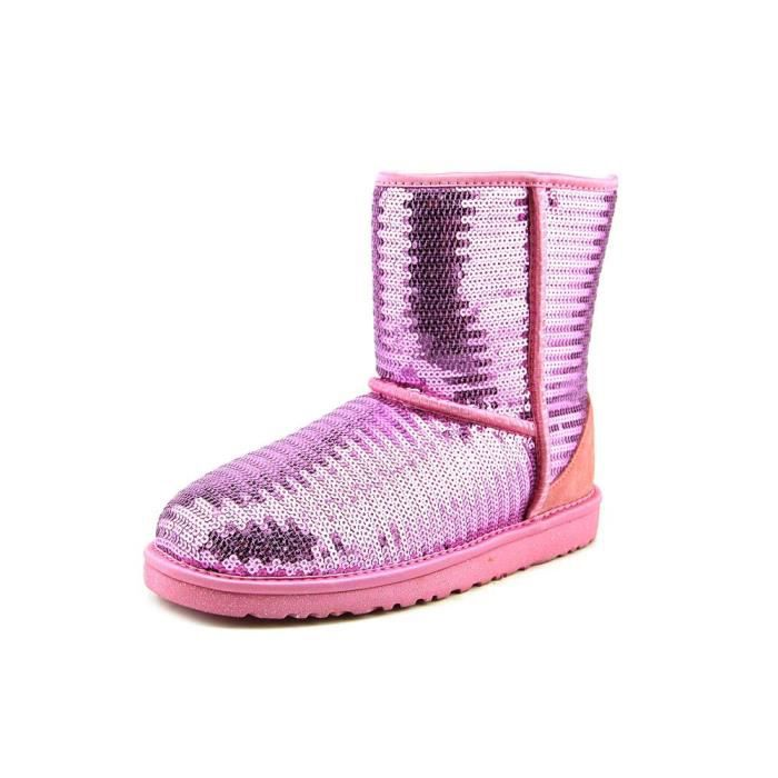 Ugg Australia Youth Short Sparkles Synthétique Botte de Neige
