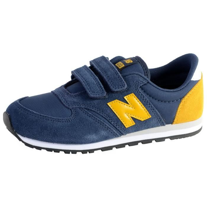 new balance enfants jaune