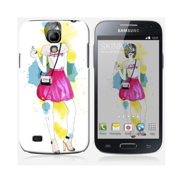 coque samsung galaxy s4 mini design superdry achat coque. Black Bedroom Furniture Sets. Home Design Ideas