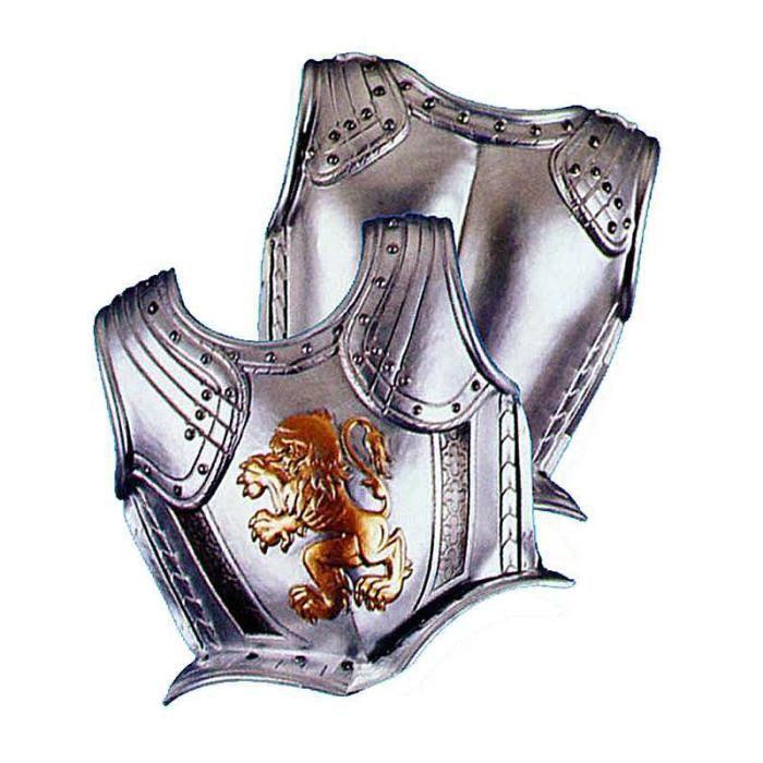 dosad… Achat chevalier Cuirasse et completedevant UzMSpV