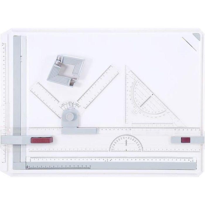 TABLE A DESSIN A3 Planche à dessin multifonction Table à dessin a