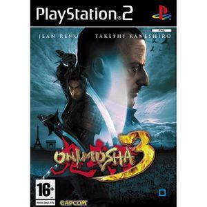 JEU PS2 ONIMUSHA 3
