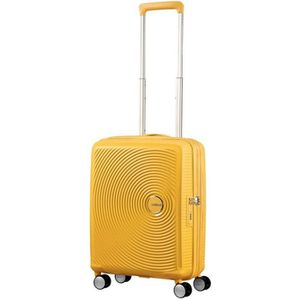 VALISE - BAGAGE Valise Cabine Rigide Soundbox 55cm Jaune 1371 GOLD