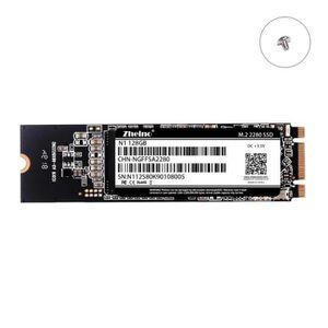 DISQUE DUR SSD Zheino Disque dur interne SSD M.2 2280 (SATA)128 G