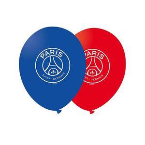 BALLON DÉCORATIF  Generique - 11 Ballons imprimés PSG