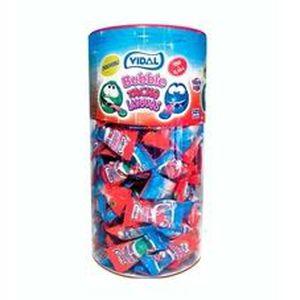 CHEWING-GUM Bonbon Bubble Gum tâche langues boite de 150 bo…