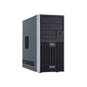 BOITIER PC  BD-02B-SL-U3 MiniTour Alim 350W