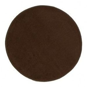tapis rond marron achat vente tapis rond marron pas cher cdiscount. Black Bedroom Furniture Sets. Home Design Ideas
