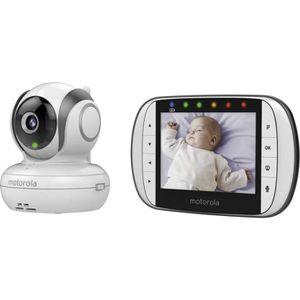 Motorola MBP28 deux Caméra Double Sans Fil Moniteur Bébé Vidéo Numérique Vision Nuit