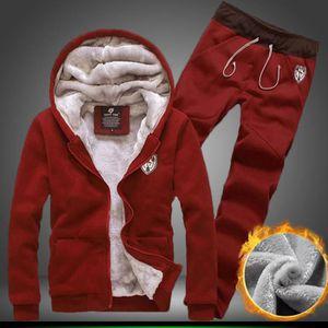 Ensemble de vêtements Ensemble de survêtement Homme Sportswear Épaissie