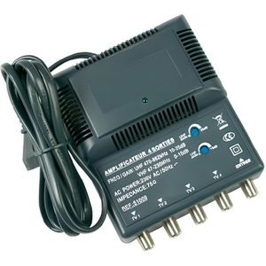 REPETEUR DE SIGNAL OPTEX 051009  Amplificateur intérieur blindé 4 sor