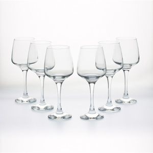 Verre à vin TREND'UP -VERRES A VIN 29.5 CL LAL (Lot de 6)
