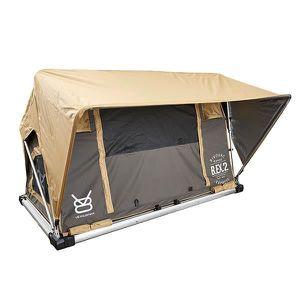 COFFRE DE TOIT Coffres de toit - Tente de toit manuelle pour voit