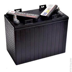 BATTERIE VÉHICULE Batterie plomb ouvert DCB1275-12 12V 150Ah  - Batt