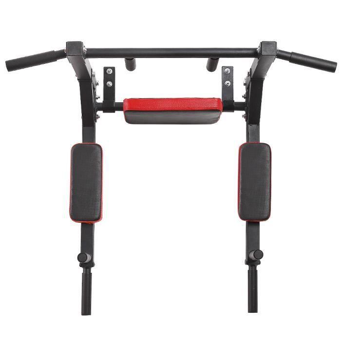 HUGUANGh® Barre de traction murale,barres parallèles domestiques pour la musculation,barre de fitness