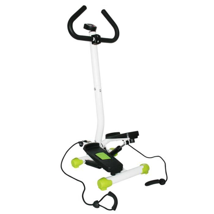 STEPPER TWIST GUIDON S8004 HMS FITNESS EXERCICE CUISSES FESSES JAMBES STEP HOME