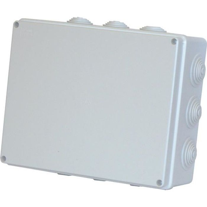 VOLTMAN Boite de dérivation étanche IP55 24x19x9 cm