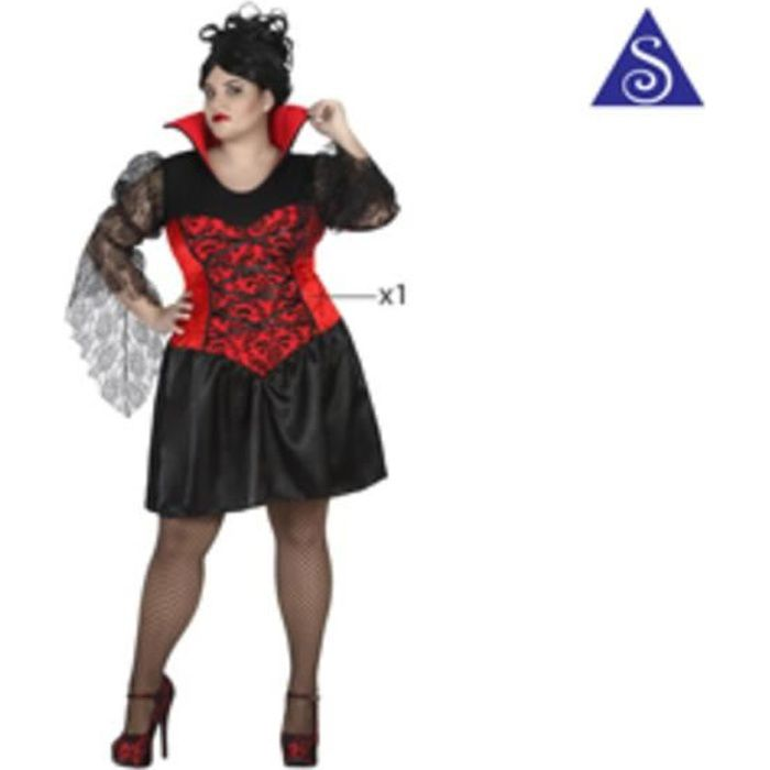 ATOSA Déguisement de vampire Femme