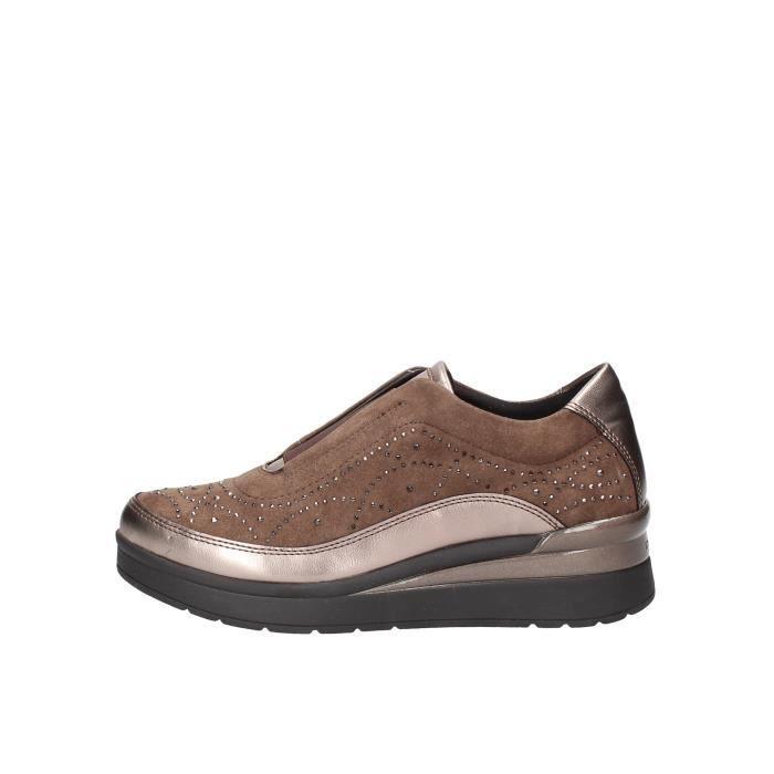 Stonefly 212085 chaussures de tennis Femme marron