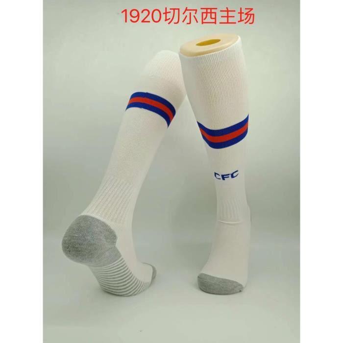 Beige542021 Barca Real Madrid Liverpool chaussettes bas de serviette chaussettes hommes et femmes chaussettes de football