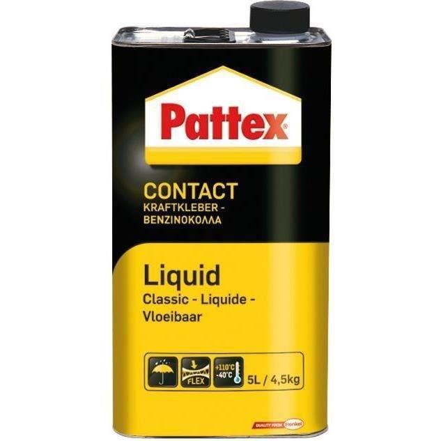 Pattex colle contact liquide bidon 4.5kg