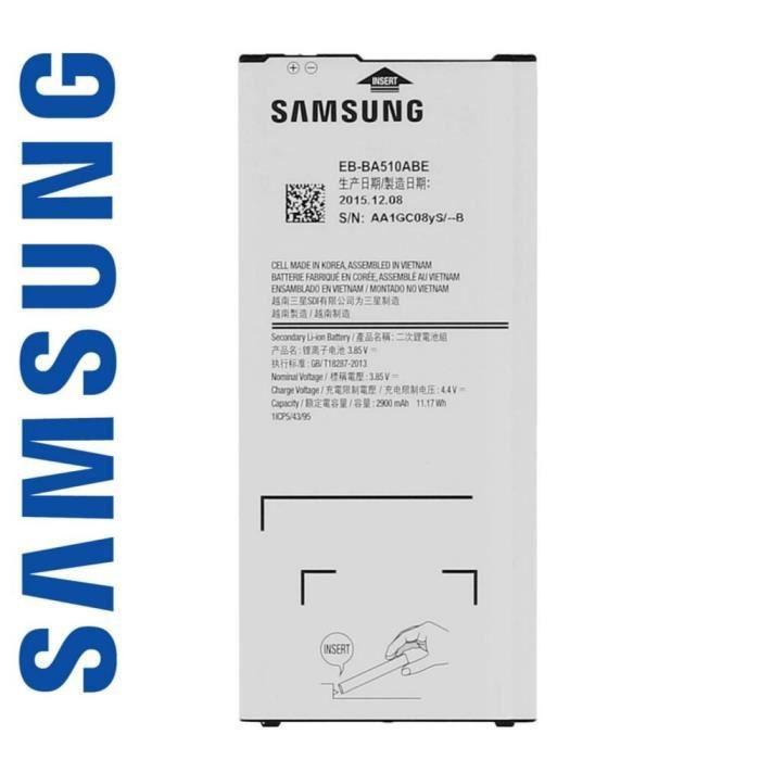 Batterie Samsung Galaxy A5 2016 EB-BA510ABE