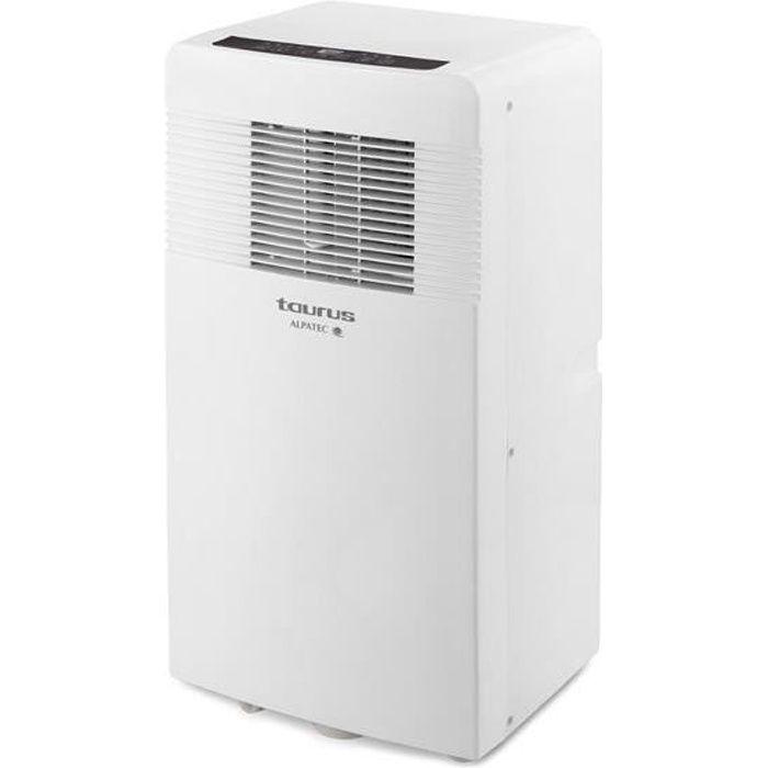Climatiseur mobile monobloc blanc 3 000 W