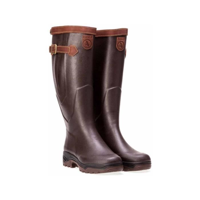 Aigle Parcour 2 Signature Wide Foot Wellies