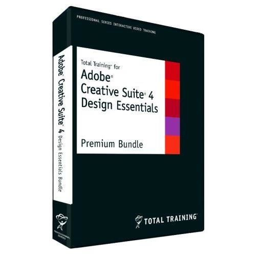 Total training for creative suite 3 web design workflow