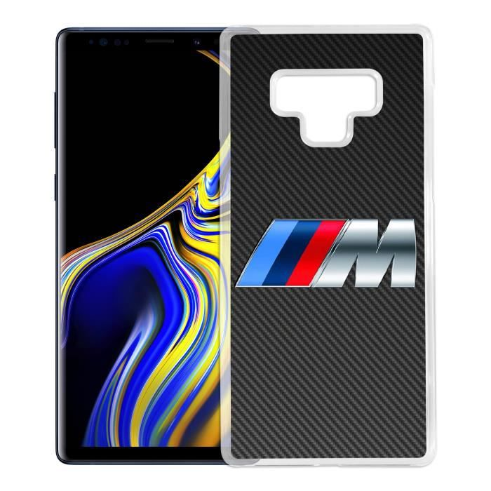 Coque Samsung Galaxy Note 9 - Bmw M Carbon