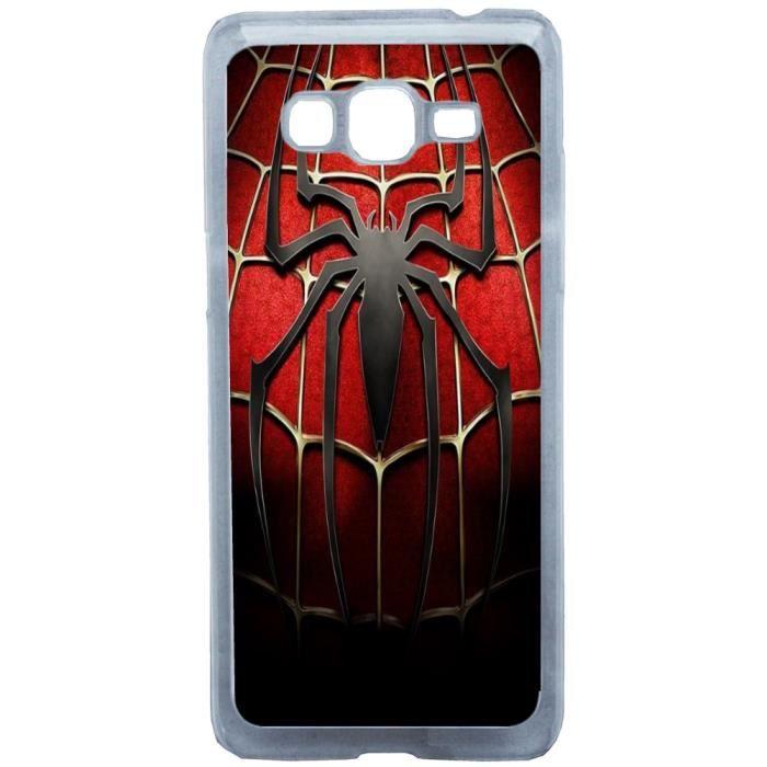 Etui housse coque Marvel Spiderman pour SAMSUNG GA