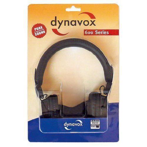 CASQUE - ÉCOUTEURS DynaVox 4250019122095 - CASQUES  ECOUTEURS -  HP-6