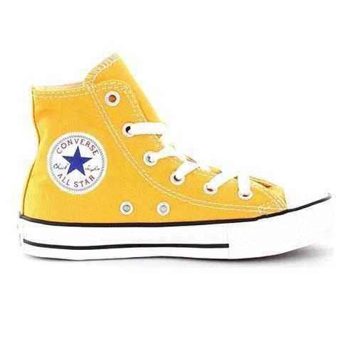 Converse All Star Salut Art.351169C tg.34 moutarde Jaune ...