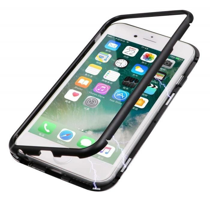 coque aimante iphone 7 plus