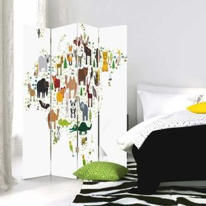 paravent enfant achat vente paravent enfant pas cher. Black Bedroom Furniture Sets. Home Design Ideas