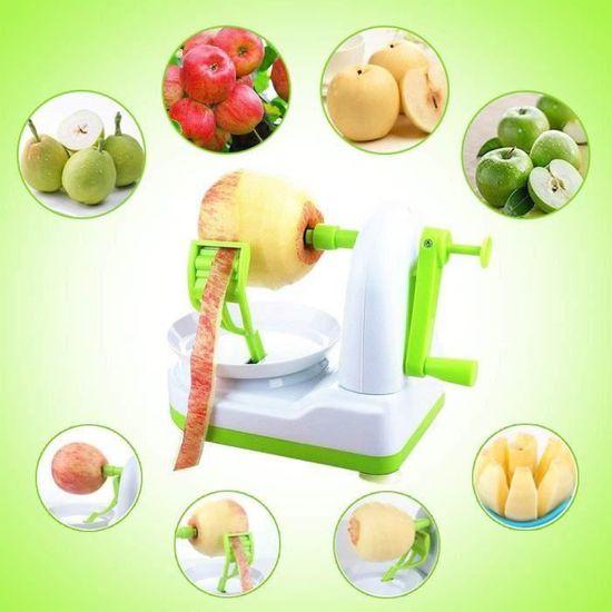Multifonction Manuelle Fruit Poire Pomme Éplucheur et Légumes Outils