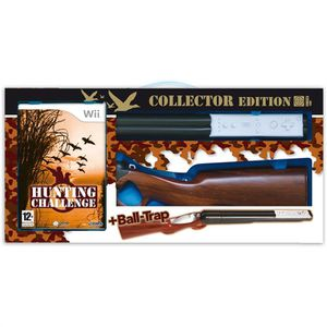 JEU WII HUNTING CHALLENGE WII EDITION LIMITEE