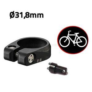 ANTIVOL Antivol vélo pour selle de vélo - diamètre 31,8mm